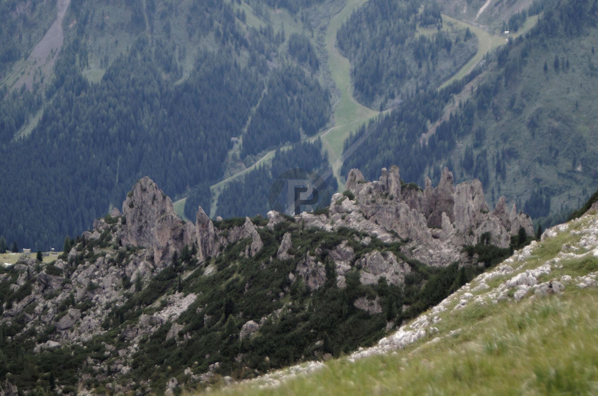 The Pinnacles, or Bec De Roces