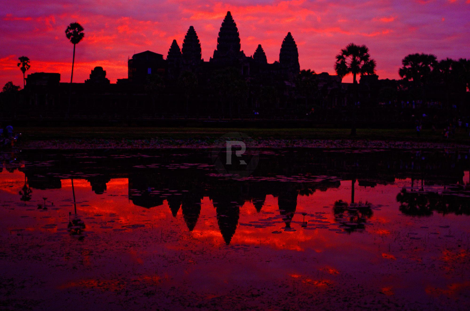 My Visit to Angkor Wat and a brief history