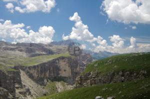 Vallunga valley