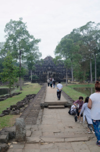 The Walkway leading to the Baphuon