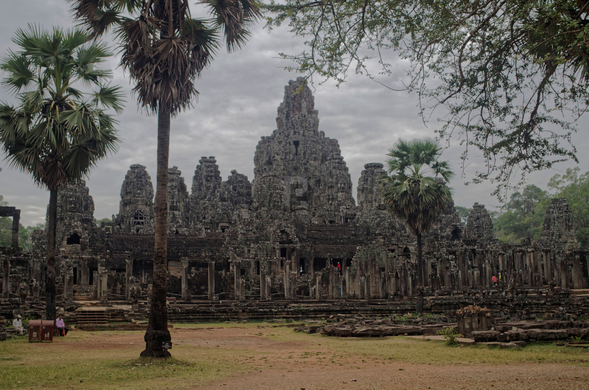 My Visit to Bayon Temple & some History